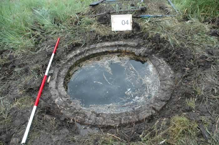 Projecten hollandia archeologie - Tafelhuis van het wereld lange eiland ...