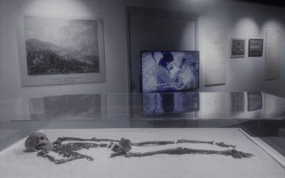 Bijdrage Hollandia archeologen aan tentoonstelling 'Vijand in het Zand'